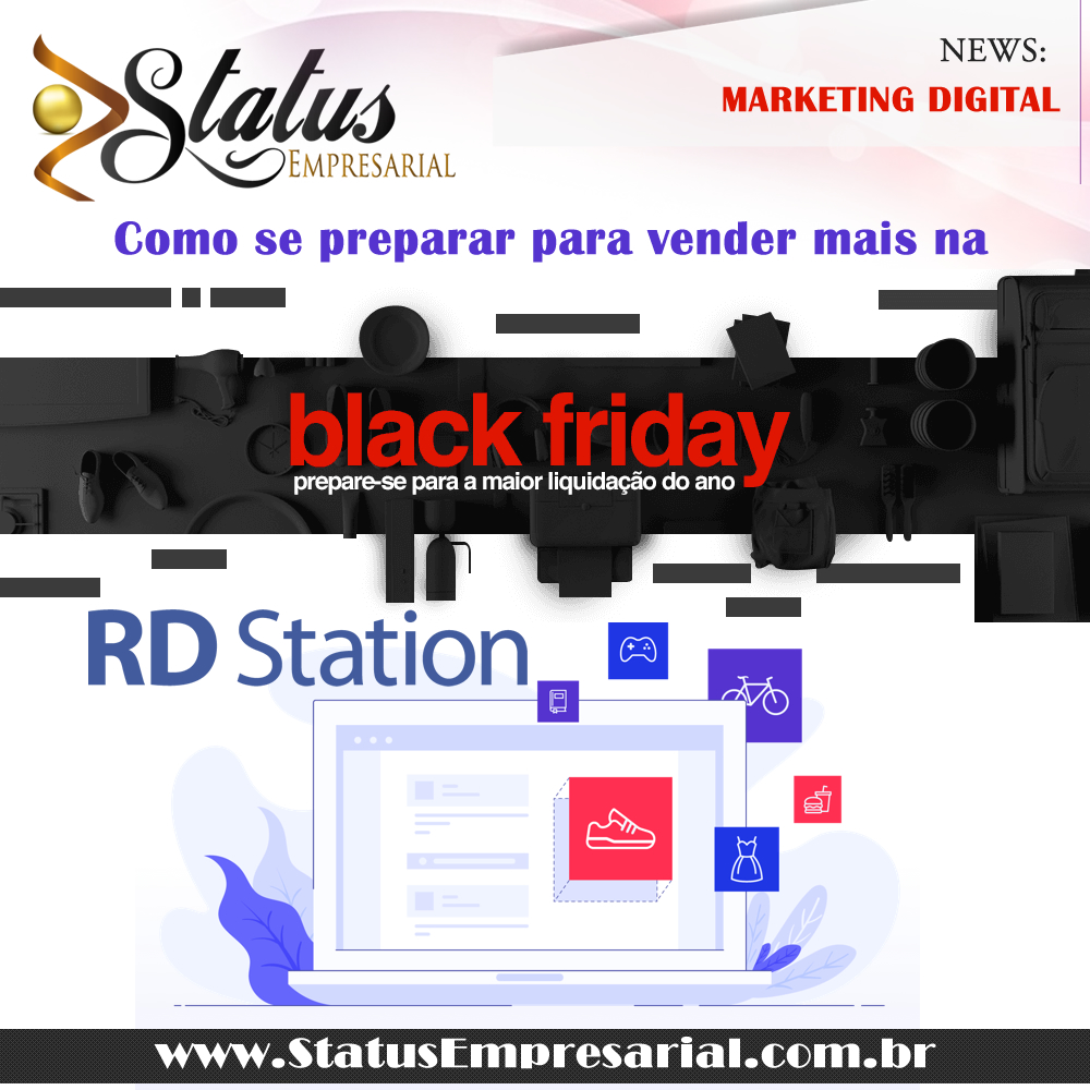 Como se preparar para vender mais na Black Friday